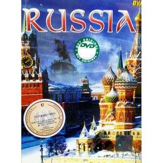 Documentary Collection Russia DVD