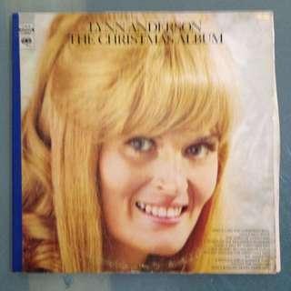 Lp Christmas (Lynn Anderson) vinyl record