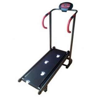 Treadmill TL 001AG Manual Incline Dg Cat Coating Alat Gym Lari Murah