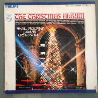 Lp Christmas (Paul Mauriat) vinyl record