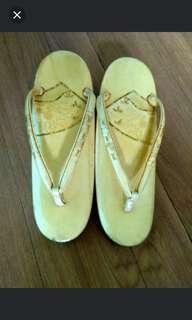 Sale!!! 99 Japanese Zori (slippers)