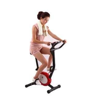 Exercise Belt Bike Fitness 8215 – Sepeda Olahraga Fitnes Paling laris