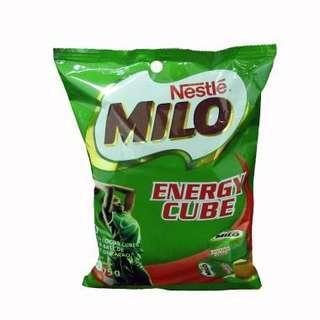 Milo Energy Cube (100 cube)