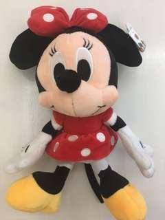 正版迪士尼 米妮娃娃