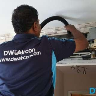 Aircon Servicing (DW Aircon Servicing Singapore)
