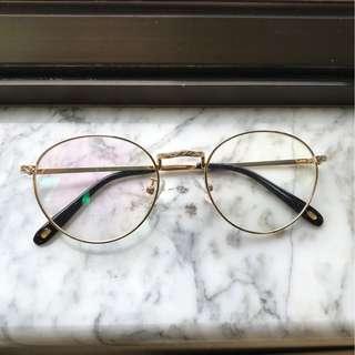 復古風格眼鏡 拍攝道具 平鏡 膠面鏡 vintage glasses eyewear