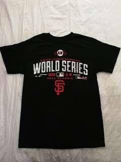 Giants 2014 World Series Shirt