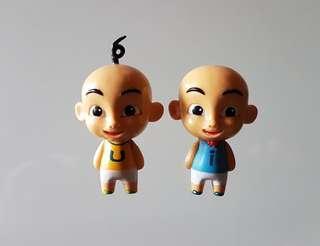 Upin & Ipin Mini Figura