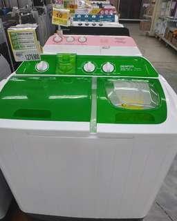 Mesin Cuci 2 Tabung Bisa Dicicil Tanpa DP