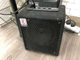 Eden full range bass amp