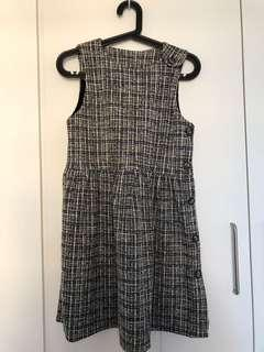 Zara Kids tweed dress (can fit in normal AU size 4/6)