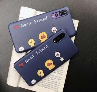 Huawei cute phone case