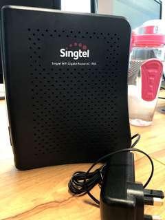 SingTel AC1900 router for sale
