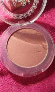 Blush on emina marshmallow lady