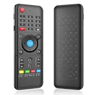 2.4G smart remote air mouse & keyboard H1