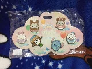 迪士尼 Disney Ufufy pin 徽章mickey Minnie daisy goofy 米奇米妮高飛史迪仔