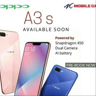 Oppo A 3s