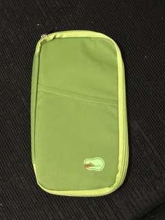 Travel wallet / passport, ticket Holder / Organizer
