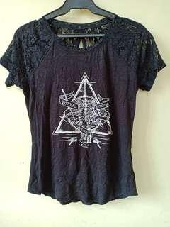 Harry Potter Laced Blouse