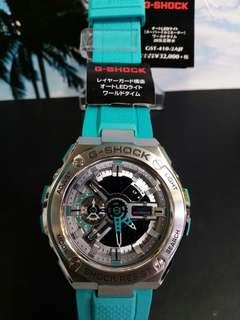 """GST-410-2AJF卡西歐品牌手錶""""Casio""""""""G-Shock""""日本機芯一年保養"""