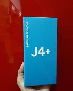 Galaxy J4+ kredit promo #2018GantiHP bunga cicilan ringan