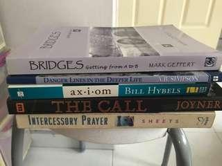 Joyner, Hybels and Others