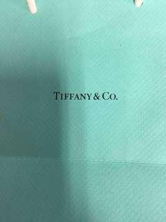 Tiffany & co cash coupon store credit 现金券 gift card 禮券 necklace ring bracelet