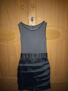 Dress hitam #mauthr