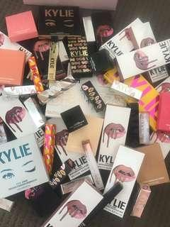 Authentic kylie make up