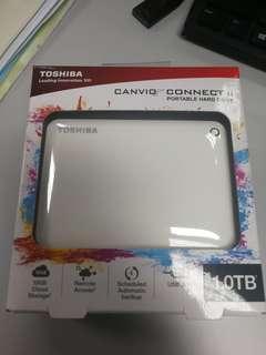 Toshiba Portable Hardisk 3.0 USB