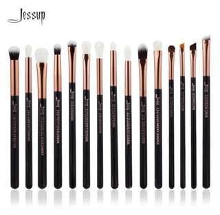 JESSUP 15pc eye brush set