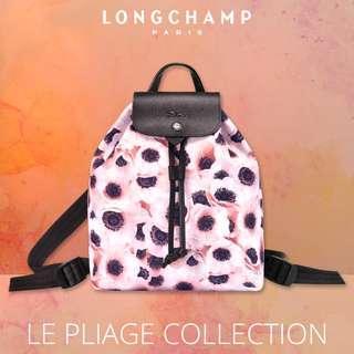 🚚 |  LONGCHAMP  |  LE PLIAGE ANEMONE  |  1609  |  Backpack