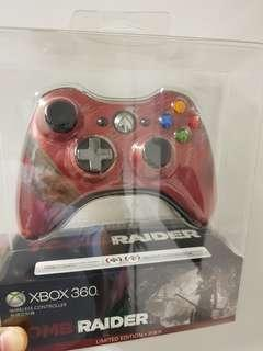 🔮Xbox 360 Wireless Controller -Tomb Raider (Limited edition)