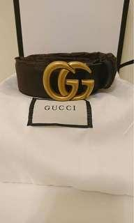 🚚 Gucci 皮帶