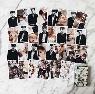 [ wts ] wanna one lomo cards