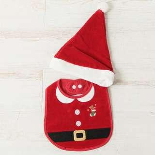 [PO] Afternoon Tea Christmas Santa Claus Baby Suit