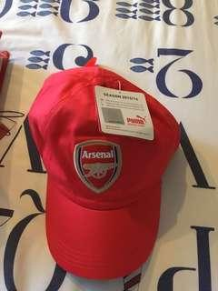 BN Authentic Puma Arsenal Cap for adults