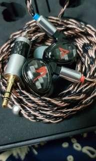 NETT $388!!! LEGENDARY GODFATHER OF IEM JERRY HARVEY INVENTION OF THE FLYING ANGELS LIMITED EDITION MICHELLE