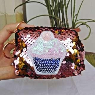 Fully Covered Magic Sequin Purse