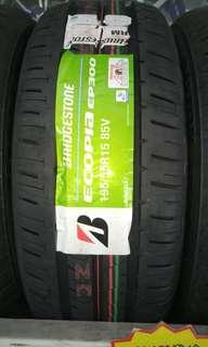 Bridgestone ecopia 195 55 15