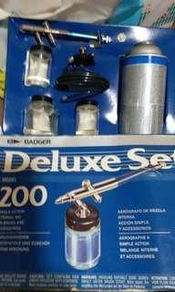 BADGER Deluxe set