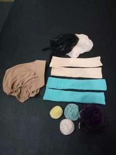 Hijab accessoris