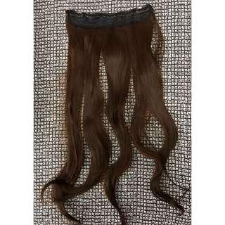 REPRICED!! Clip on Hair extensions