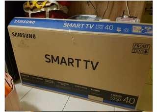 Samsung smart tv 40inc UA40J5250DK