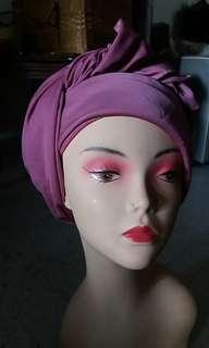 Multi-style tudung turban by Ilham Echenta
