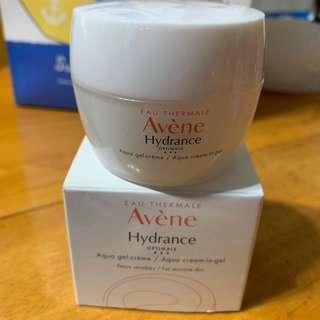 Avene Hydrance aqua gel in cream 高效保濕水漾乳霜