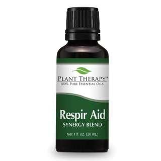 Respir-Aid Synergy Essential Oil 30ml/PLANT THERAPY (IN STOCKS!!!)