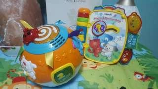 Preloved Educational toys