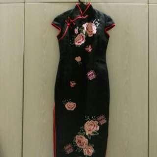 Classic Chinatown Designer Cheongsam
