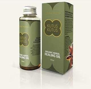 Minyak Kutus Kutus Healing Oil